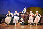 LA FILLE MAL GARDEE....Choregraphie : ASHTON Frederick..Compositeur : HEROLD Louis joseph Ferdinand..Compagnie : Ballet de l Opera National de Paris..Orchestre : Orchestre de l Opera National de Paris..Decor : LANCASTER Osbert..Lumiere : THOMSON George..Costumes : LANCASTER Osbert..Avec :..PHAVORIN Stephane..BANCE Caroline..WIART Geraldine..VILLAGRASSA Karine..ARNAUD Anemone..DJINIADHIS Noemie..DURSORT Peggy..RAUX Ninon..VAUTHIER Gwenaelle..CHANIAL Camille..JOANNIDES Amelie..MAYOUX Sophie..OSMONT Caroline..AUBIN Nathalie..GERNEZ Juliette..COLASANTE Valentine..GILLES Natacha..MATECI Lucie..PELTZER Christine..DE BELLEFON Camille..PATRIARCHE Melissa..VAREILHES Lydie..GALLONI Letizia..JACQ Juliette..RUAT Calista..Lieu : Opera Garnier..Ville : Paris..Le : 26 06 2009..© Laurent PAILLIER / www.photosdedanse.com..All rights reserved