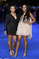 """Yinka Bokinni and Shayna Marie Birch-Campbell<br /> arriving for the """"Blue Story"""" premiere at the Curzon Mayfair, London.<br /> <br /> ©Ash Knotek  D3534 14/11/2019"""