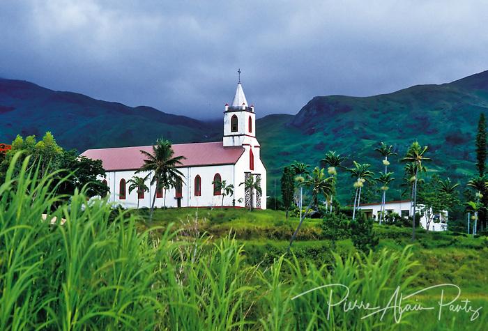 Eglise de Pouebo