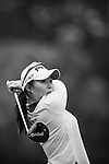 Ka Ram Choi of Korea in action during the Hyundai China Ladies Open 2014 on December 12 2014, in Shenzhen, China. Photo by Xaume Olleros / Power Sport Images