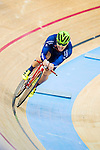 Chau Dor Ming Domino of Team Champion System-CSR in action during the  Junior 17-18 1km Time Trial (Final) at the Hong Kong Track Cycling Race 2017 Series 5 on 18 February 2017 at the Hong Kong Velodrome in Hong Kong, China. Photo by Marcio Rodrigo Machado / Power Sport Images