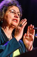 Fatima Houda-Pepin<br /> <br />  en 2014<br /> <br /> PHOTO : Agence Quebec Presse