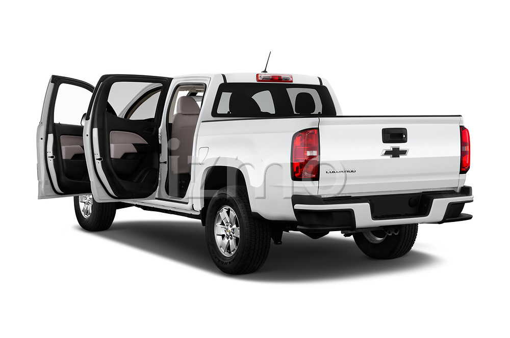 Car images of 2019 Chevrolet Colorado WT 4 Door Pick-up Doors