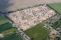 Deutschland, Schleswig- Holstein, Reinbek, Schoenningstedt, B46, Neubaugebiet