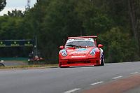 #18 HEIKO OSTMANN (DE ) - PORSCHE / 993 GT2 / 1997 GT2A
