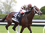 22 April 2011. Embur's Song and John Velazquez win the 17th running of the Hilliard Lyons Doubledogdare GRIII $125,000 at Keeneland Racecourse.