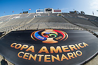Photo before the match Colombia vs Paraguay, Corresponding Group -A- America Cup Centenary 2016, at Rose Bowl Stadium,<br /> <br /> Foto previo al partido Colombia vs Paraguay, Correspondiante al Grupo -A-  de la Copa America Centenario USA 2016 en el Estadio Rose Bowl, en la foto: Detalle eln el Rose Bowl<br /> <br /> <br /> 07/06/2016/MEXSPORT/Jorge Martinez.