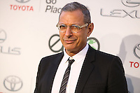 BURBANK, CA, USA - OCTOBER 18: Jeff Goldblum arrives at the 2014 Environmental Media Awards held at Warner Bros. Studios on October 18, 2014 in Burbank, California, United States. (Photo by Xavier Collin/Celebrity Monitor)