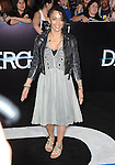 Lisa Bonet  attends The L.A. Premiere of DIVERGENT held at The Regency Bruin Theatre in West Hollywood, California on March 18,2014                                                                               © 2014 Hollywood Press Agency