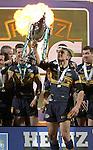 Leeds Rhinos v Manly Sea Eagles 17.2.2012