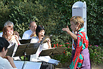 Sala dei Cavalieri di Villa Rufolo<br /> Ocarina Japan Orchestra <br /> Direttore Riko Kobayaschi<br /> <br /> Musiche della tradizione classica e popolare