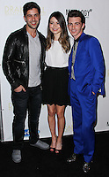 "LOS ANGELES, CA, USA - APRIL 17: Josh Peck, Miranda Cosgrove, Drake Bell at the Drake Bell ""Ready Steady Go!"" Album Release Party held at Mixology101 & Planet Dailies on April 17, 2014 in Los Angeles, California, United States. (Photo by Xavier Collin/Celebrity Monitor)"