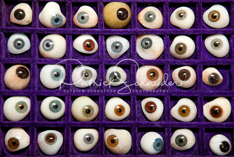 Photography of Southeastern Ocularists - high quality, custom fit ocular prosthetics in the University area in Charlotte, NC.
