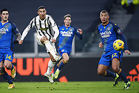 3rd January 2021, Allianz Stadium, Turin Piedmont, Italy; Serie A Football, Juventus versus Udinese;   Cristiano Ronaldo shots and scores for Juventus