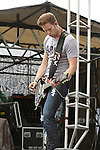 Country Music Duo, Florida-Georgia Line,Brian Kelly & Tyler Hubbard, perform at Pimlico Race Course.