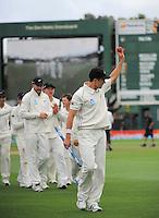 131213 International Test Cricket - NZ Black Caps v West Indies