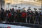 Antron Brown, Toyota, Top Fuel Dragster, Matco Tools, winner, celebration