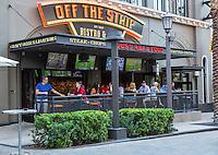 Las Vegas, Nevada.  Off the Strip Bistro and Bar, The Linq Promenade.