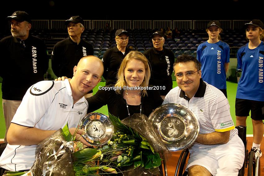 13-2-10, Rotterdam, Tennis, ABNAMROWTT, Houdet, Vink