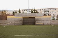 A footbal pitch near Breidholtsskoli