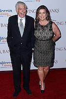 "BURBANK, CA - DECEMBER 09: Dick Van Dyke, Arlene Silver  arriving at the U.S. Premiere Of Disney's ""Saving Mr. Banks"" held at Walt Disney Studios on December 9, 2013 in Burbank, California. (Photo by Xavier Collin/Celebrity Monitor)"