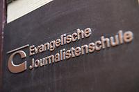Jebenstrasse 3 in Berlin-Charlottenburg, u.a. Sitz der Evangelischen Journalistenschule Berlin.<br /> 19.10.2020, Berlin<br /> Copyright: Christian-Ditsch.de