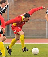 SK Spermalie  : Tom Weherman.foto VDB / BART VANDENBROUCKE
