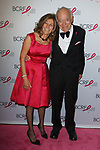 """Judy Glickman Lauder and Leonard Lauder attend The Breast Cancer Research Foundation """"Super Nova"""" Hot Pink Party on May 12, 2017 at the Park Avenue Armory in New York City."""
