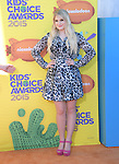 Meghan Trainor<br /> <br />  attends 2015 Nickelodeon Kids' Choice Awards  held at The Forum in Inglewood, California on March 28,2015                                                                               © 2015 Hollywood Press Agency