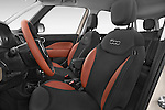 Front seat view of a 2014 Fiat 500L Trekking 5 Door Hatchback Front Seat car photos