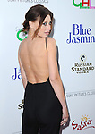 Aly Michalka  at The Sony Pictures Classics L.A. Premiere of Blue Jasmine held at The Academy of Motion Pictures Arts and Sciences in Beverly Hills, California on July 24,2013                                                                   Copyright 2013 Hollywood Press Agency