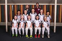 Year 5 Reds. Eastern Suburbs Cricket Club junior team photos at Easts Cricket clubrooms, Kilbirnie, Wellington, New Zealand on Monday, 6 March 2017. Photo: Dave Lintott / lintottphoto.co.nz