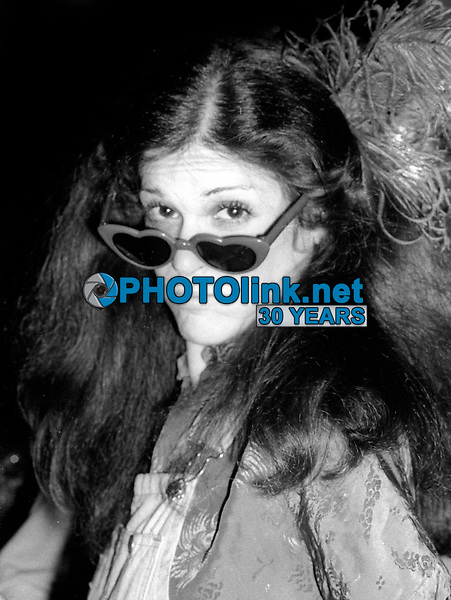 1978 FILE PHOTO<br /> New York City<br /> Gilda Radner at Studio 54<br /> Photo by Adam Scull-PHOTOlink.net