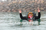 Sandra Fitzgibbon help Kerry Colleges launch their scuba diving course instructor course on Tuesday