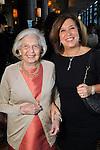 Sylvia Gordon and Linda Eisemann at the Guardian of the Human Spirit Luncheon at the Hilton Americas Hotel Monday Nov. 05,2012.(Dave Rossman photo)