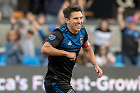 San Jose Earthquakes vs Portland Timbers, April 06, 2019