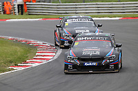 Rounds 3 of the 2021 British Touring Car Championship. #12 Stephen Jelley. Team BMW. BMW 330i M Sport.