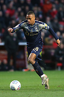 Elliot Simoes of Barnsley in action during Charlton Athletic vs Barnsley, Sky Bet EFL Championship Football at The Valley on 1st February 2020