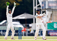 Worcestershire wicket keeper Ben Cox appeals during Kent CCC vs Worcestershire CCC, LV Insurance County Championship Division 3 Cricket at The Spitfire Ground on 6th September 2021