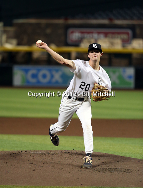 Ty Floyd participates in the 2019 PG National Showcase at Chase Field on June 11-15, 2019 in Phoenix, Arizona (Bill Mitchell)