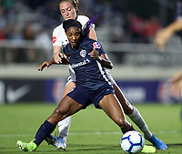 North Carolina Courage vs Reign FC, August 24, 2019