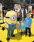 Noah Wyle at theUniversal Pictures' World Premiere of Despicable Me held at the Los Angeles Film Festival at Nokia Live in Los Angeles, California on June 27,2010                                                                               © 2010 Debbie VanStory / Hollywood Press Agency