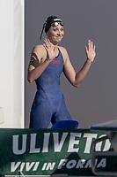 KLEPIKOVA Daria RUS<br /> 50 Butterfly women<br /> swimming, nuoto<br /> LEN European Junior Swimming Championships 2021<br /> Rome 21710<br /> Stadio Del Nuoto Foro Italico <br /> Photo Alice Mastinu / Deepbluemedia / Insidefoto