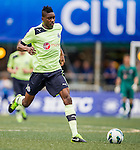 Newcastle United plays Southern during the HKFC Citibank International Soccer Sevens at the Hong Kong Football Club on 25 May 2013 in Hong Kong, China. Photo by Victor Fraile / The Power of Sport Images