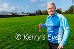 Jack Moriarty from St Brendan's Park who ran the virtual Dublin marathon last weekend.
