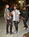 MIAMI, FLORIDA - JUNE 03: Spazz, James McNair and Poe attends The Money Team Fight Weekend Kickoff at Victory Restaurant and Lounge on June 03, 2021 in Miami, Florida. ( Photo by Johnny Louis / jlnphotography.com )