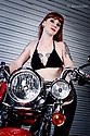 Photography by AJ ALEXANDER <br /> Model Leslie Baker #9653  Harley-Davidson Shoot<br /> Photo by AJ ALEXANDER(c)<br /> Author/Owner AJ Alexander
