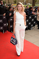 Georgia Toffolo<br /> arriving for TRIC Awards 2018 at the Grosvenor House Hotel, London<br /> <br /> ©Ash Knotek  D3388  13/03/2018