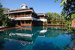 Myanmar, (Burma), Yangon Region, Rangoon: Governor's Residence hotel | Myanmar (Birma), Yangon-Division, Rangun: das Governor's Residence Hotel