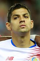 Costa Rica's Cristian Gamboa during international friendly match. November 11,2017.(ALTERPHOTOS/Acero)